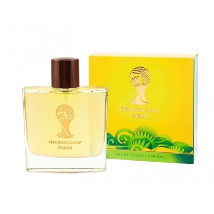 The official FIFA men's fragrance, because you stopped using Lynx years ago (there's also a women's version but if you don't wear Impulse, this probably isn't for you either...)