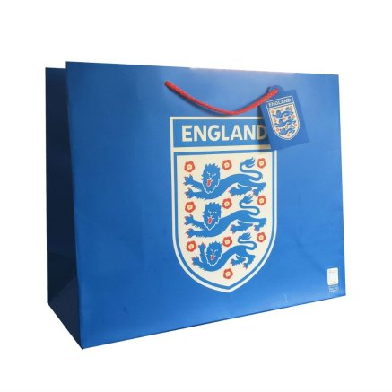 The official 3 Lions gift bag, because why would you?