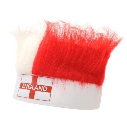 The 'crazy' England hat, because you're not that crazy