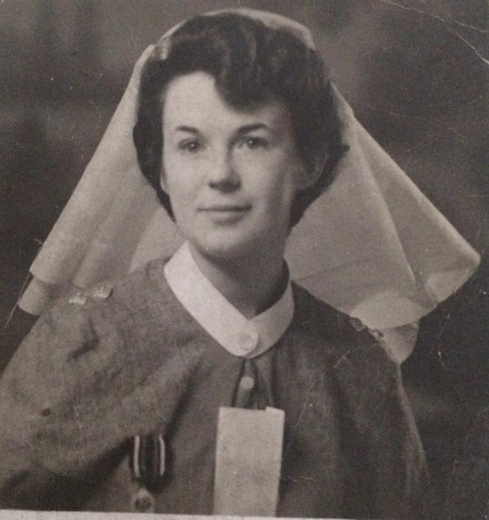 Their cousin, Betty, was also a nurse