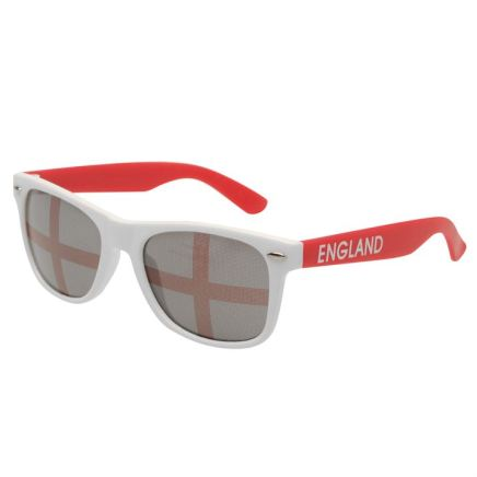 The England sunglasses, because you don't want to look like you shop exclusively at Primark