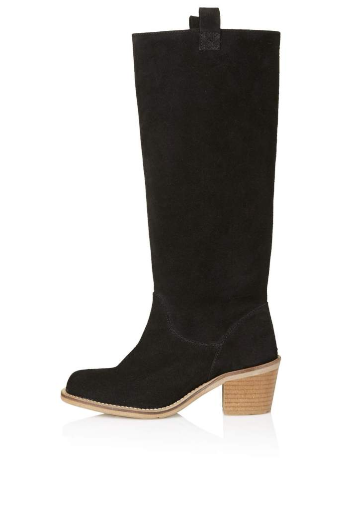 Topshop Cacoon Knee High Boots