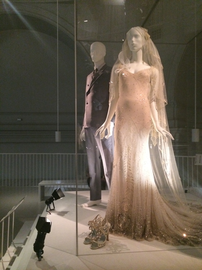 Kate Moss' dress by Galliano