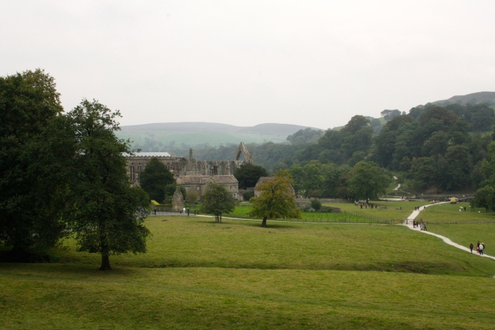 Bolton Abbey, here we go!