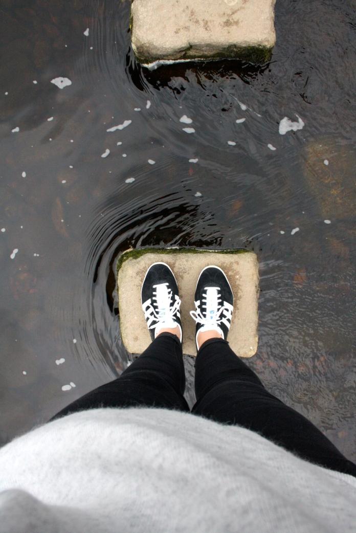 Another feet shot