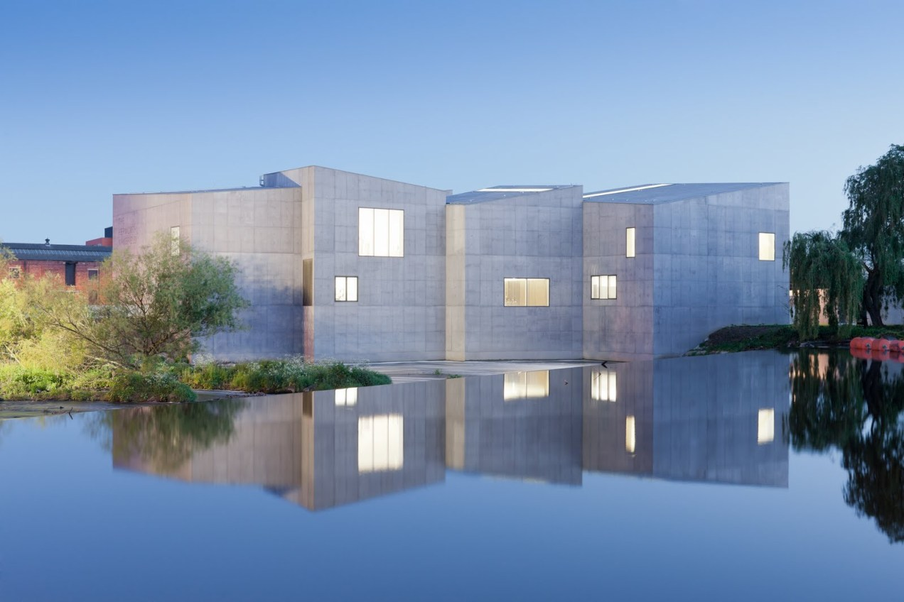 Hepworth Wakefield Museum by David Chipperfield