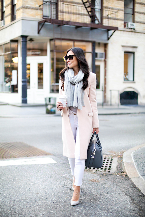 Pink-wool-zara-coat